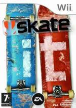 Hra pre Nintendo Wii Skate it