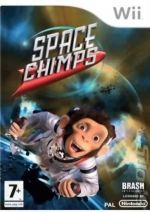 Hra pre Nintendo Wii Space Chimps