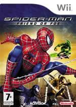 Hra pre Nintendo Wii Spiderman: Friend or Foe