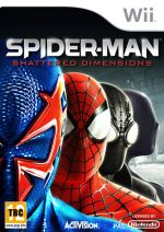 Hra pre Nintendo Wii Spiderman: Shattered Dimensions