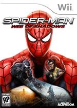 Hra pre Nintendo Wii Spider-Man: Web of Shadows