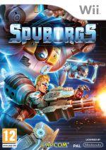 Hra pre Nintendo Wii Spyborgs