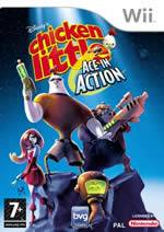 Hra pre Nintendo Wii Chicken Little 2: Ace in Action