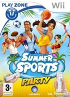 Hra pre Nintendo Wii Summer Sport Party