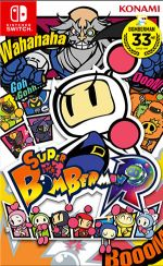 hra pro Nintendo Switch Super Bomberman R