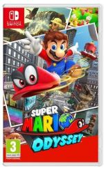 hra pro Nintendo Switch Super Mario Odyssey
