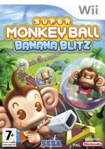 Hra pre Nintendo Wii Super Monkey Ball: Banana Blitz