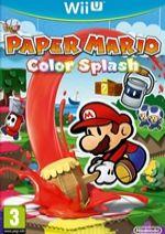 Hra pre Nintendo WiiU Paper Mario: Color Splash