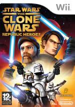 Hra pre Nintendo Wii Star Wars: The Clone Wars - Republic Heroes