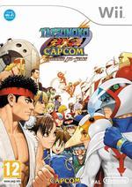 Hra pre Nintendo Wii Tatsunoko vs. Capcom: Ultimate All-Stars