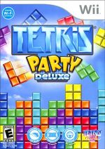 Hra pre Nintendo Wii Tetris Party Deluxe