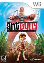Hra pre Nintendo Wii The Ant Bully
