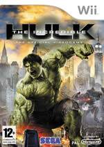 Hra pre Nintendo Wii The Incredible Hulk