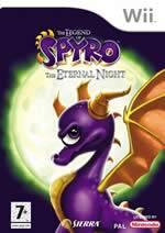 Hra pre Nintendo Wii The Legend of Spyro 2: The Eternal Night