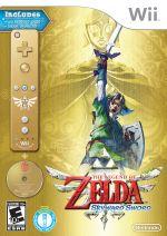 Hra pre Nintendo Wii The Legend of Zelda: Skyward Sword (Limited Edition)