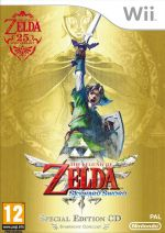 Hra pre Nintendo Wii The Legend of Zelda: Skyward Sword