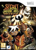 Hra pre Nintendo Wii The Secret Saturdays: Beasts of the 5th Sun