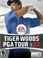 Hra pre Nintendo Wii Tiger Woods PGA Tour 07