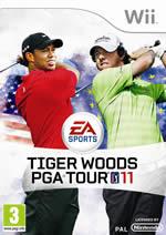 Hra pre Nintendo Wii Tiger Woods PGA Tour 11