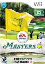 Hra pre Nintendo Wii Tiger Woods PGA Tour 12: The Masters dupl