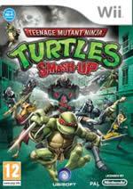 Hra pre Nintendo Wii Teenage Mutant Ninja Turtles: Smash Up