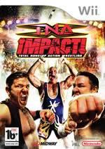Hra pre Nintendo Wii TNA Impact