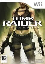 Hra pre Nintendo Wii Tomb Raider 8: Underworld