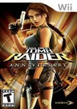 Hra pre Nintendo Wii Tomb Raider: Anniversary