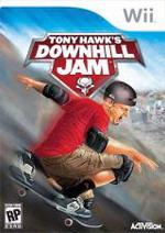 Hra pre Nintendo Wii Tony Hawks Downhill Jam