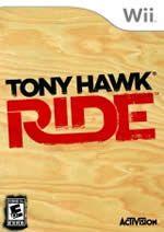 Hra pre Nintendo Wii Tony Hawk: RIDE + skateboard