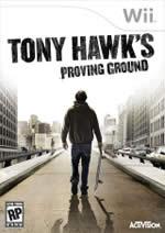 Hra pre Nintendo Wii Tony Hawks Proving Ground