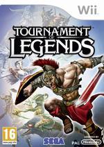 Hra pre Nintendo Wii Tournament of Legends