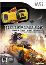 Hra pre Nintendo Wii Transformers: Dark of the Moon (Stealth Force Edition)