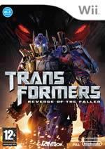 Hra pre Nintendo Wii Transformers: Revenge of the Fallen