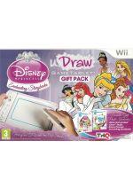 Pr�slu�enstvo pre Nintendo Wii uDraw GameTablet (Disney Princess Edition)