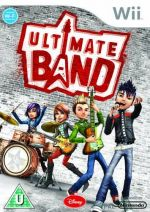 Hra pre Nintendo Wii Ultimate Band