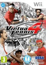 Hra pre Nintendo Wii Virtua Tennis 4