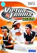 Hra pre Nintendo Wii Virtua Tennis 2009