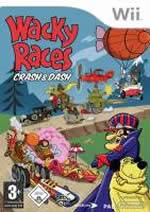 Hra pre Nintendo Wii Wacky Races: Crash & Dash