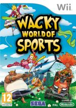 Hra pre Nintendo Wii Wacky World of Sports