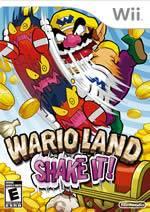 Hra pre Nintendo Wii Wario Land: The Shake Dimension