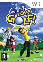 Hra pre Nintendo Wii We Love Golf