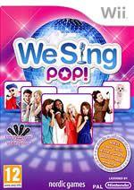 Hra pre Nintendo Wii We Sing Pop!