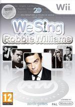 Hra pre Nintendo Wii We Sing Robbie Williams + 2 mikrofóny