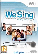 Hra pre Nintendo Wii We Sing + 2 mikrofóny