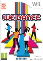 Hra pre Nintendo Wii We Dance + tane�n� podlo�ka
