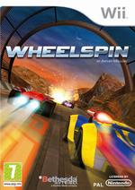 Hra pre Nintendo Wii Wheelspin + volant