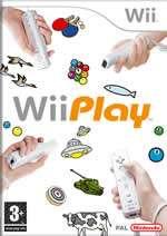 Príslušenstvo pre Nintendo Wii Wii diaľkový ovládač + Wii Play dupl