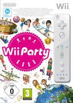 Hra pre Nintendo Wii Wii diaľkový ovládač (biely) + Wii Party