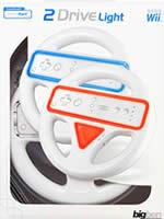 Príslušenstvo pre Nintendo Wii Wii Wheel - svítící Duo Pack